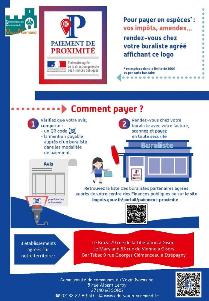 Affiche paiement de proximite page 001