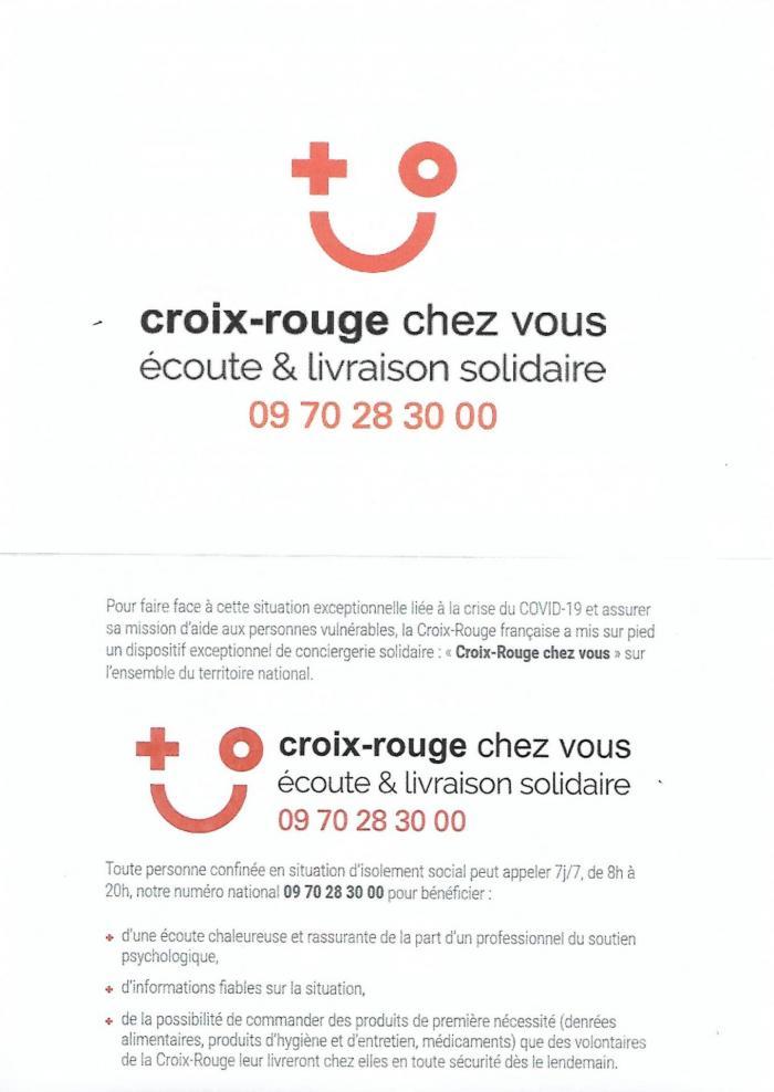 Croix rouge affiche 2 1